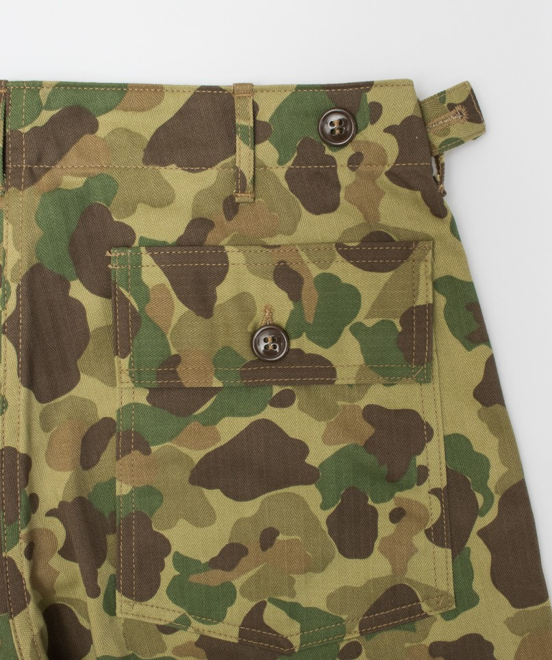 Frogskin Real Camo Short The Mccoy's nN80wvm