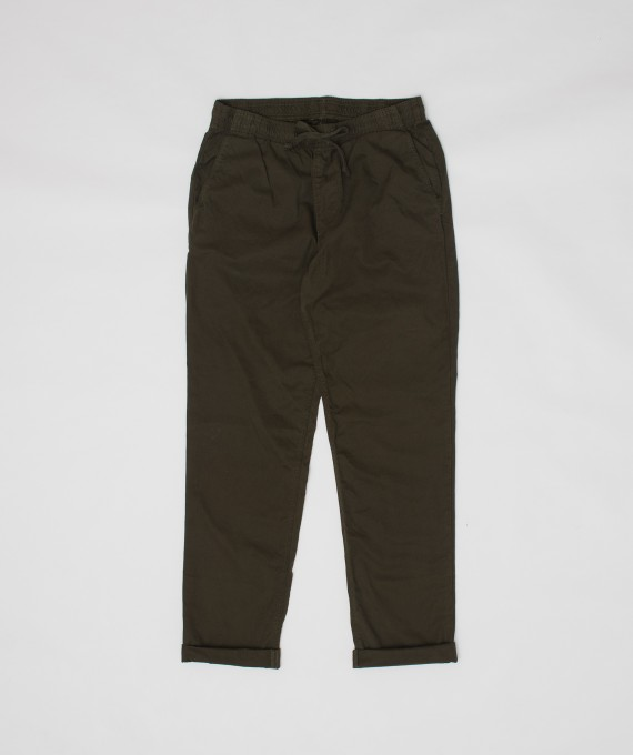Easy chino olive Save Khaki United