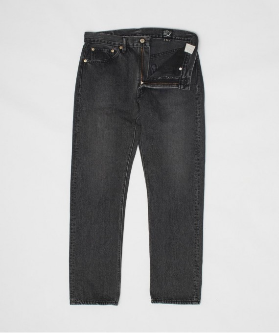 Denim 107 Used Black orSlow