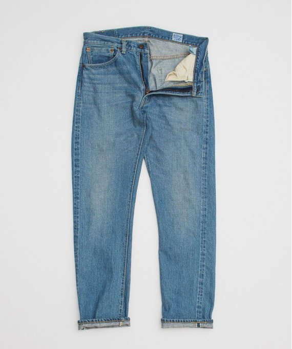 Slim fit denim 107 two years wash