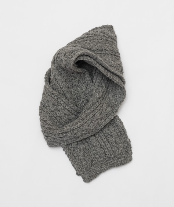 Twisted Scarf Steel