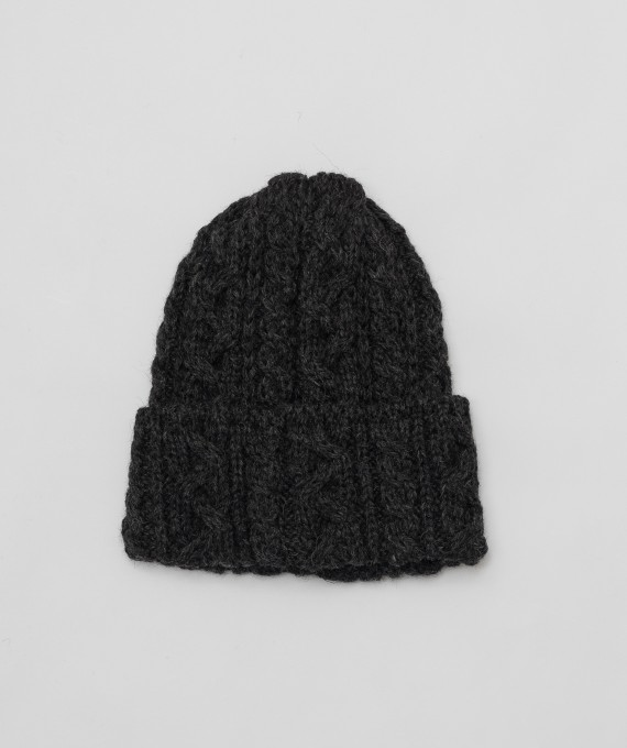 Twisted Hat Charcoal