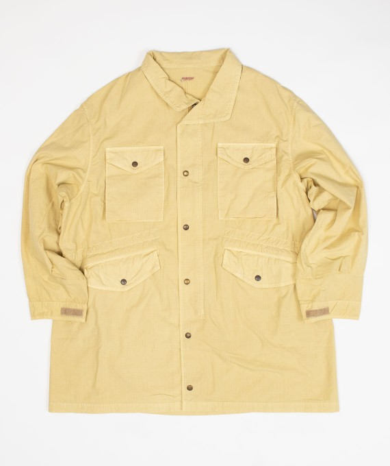 Yellow field Coat