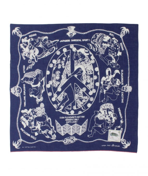 Bandana YOBAI Purple