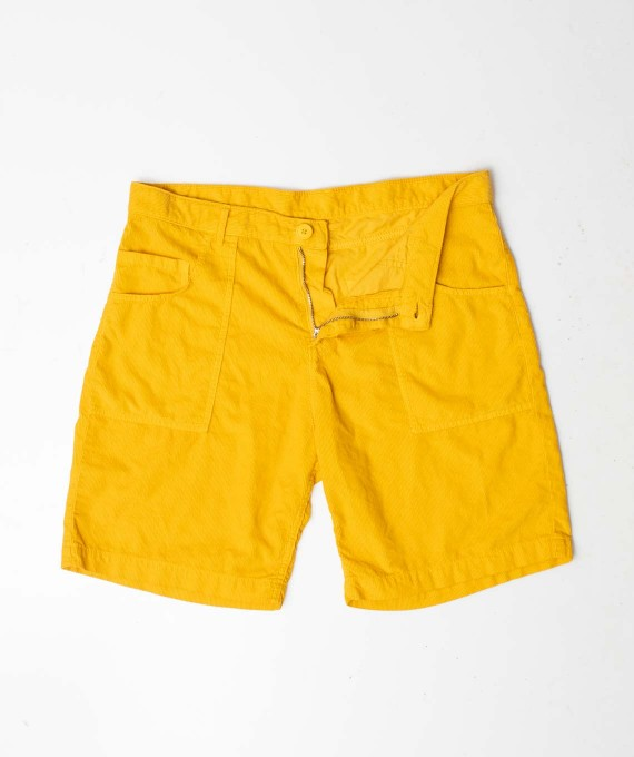 Fatigue Short Yellow
