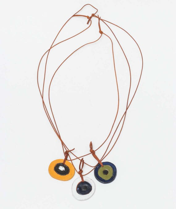 Thirds EYE Necklace RTH