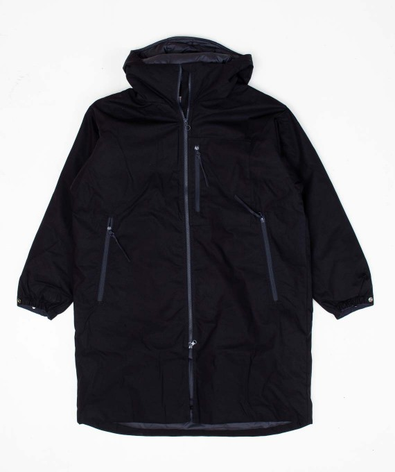 Nanamica Down Coat Navy