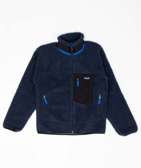 Classic Retro X Jacket Navy