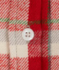 Flannel shirt 2 Red