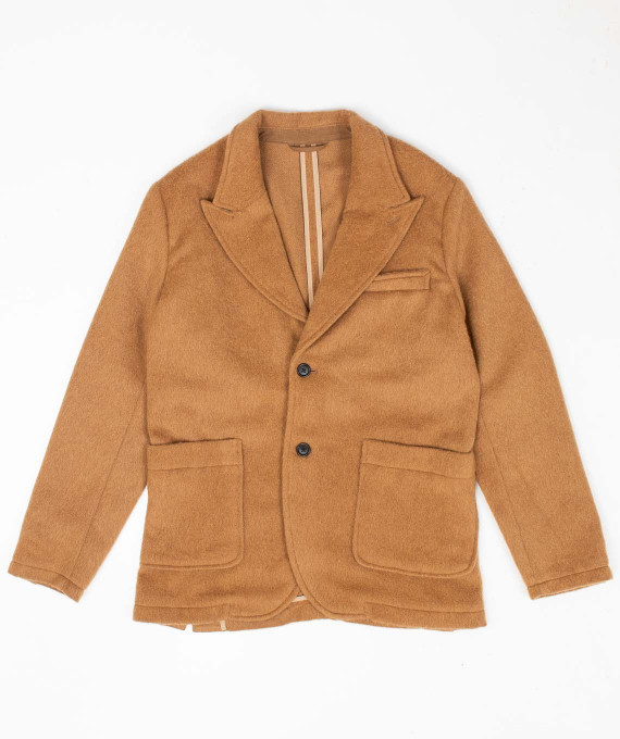 New Ralph Jacket Camel