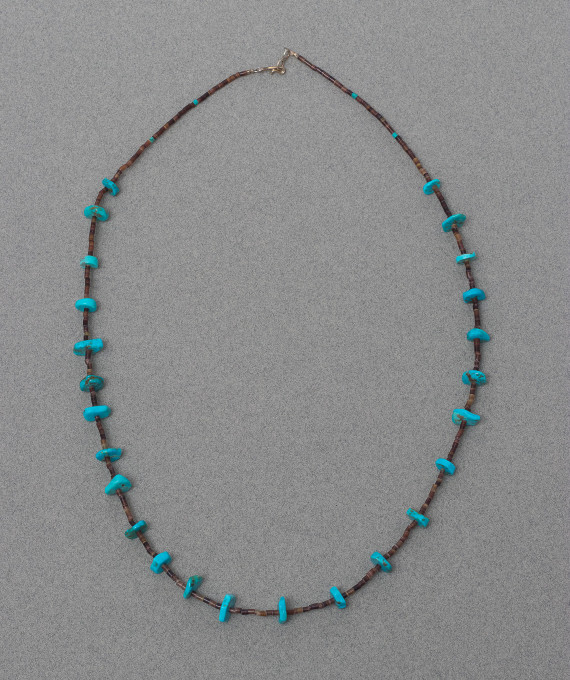 Collier Turquoise stone