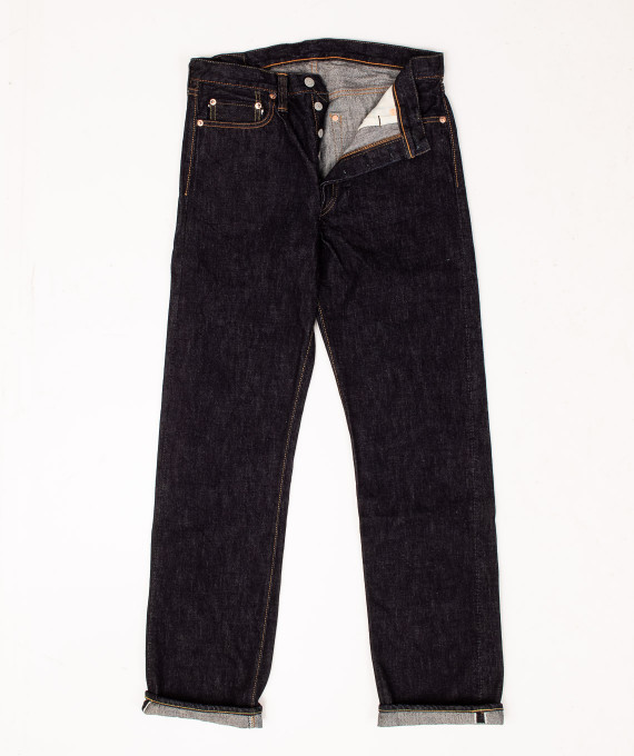 Slim Straight 1108 XXW Denim 15,5 oz