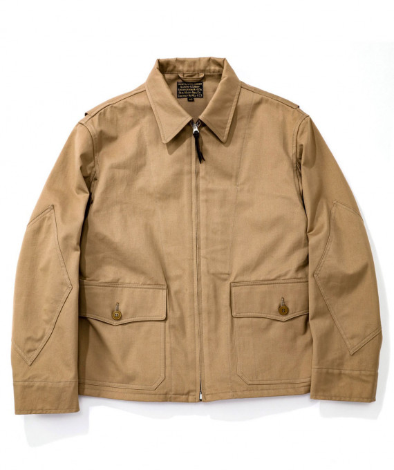 M-421A Jacket FEI HU The Real McCoy's