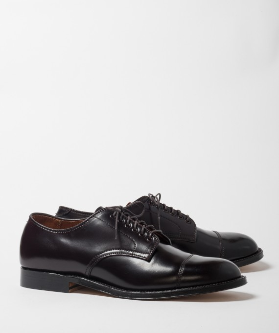 Alden Blutcher cordovan color 8