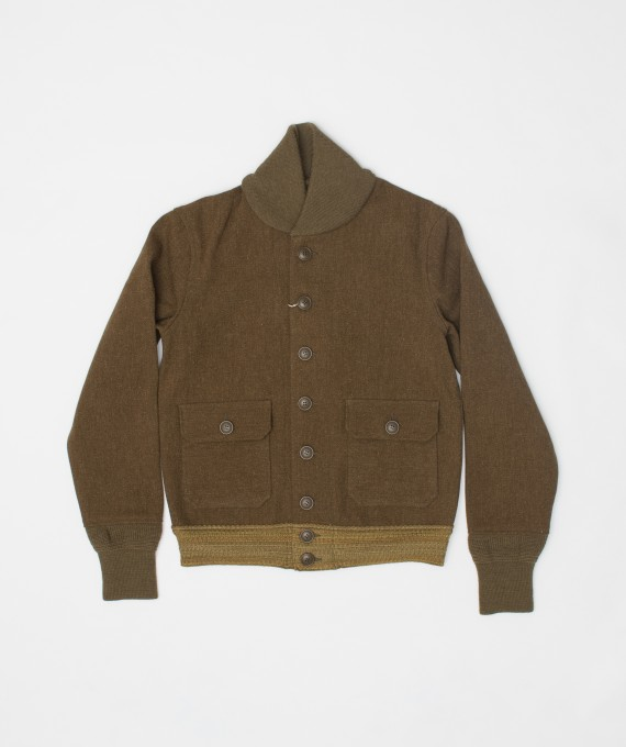 CCC Jacket Olive Green