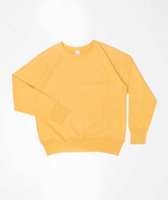 Sweatshirt Lot 461 Yellow